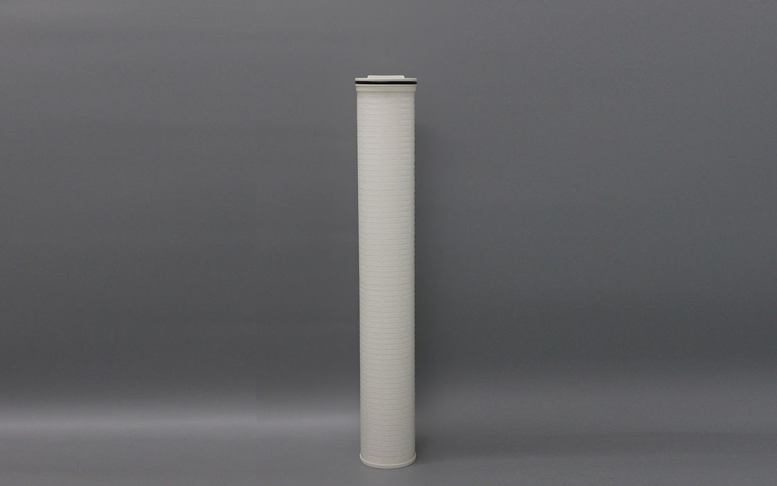 "6"" 25 Micron Water Filter Cartridges , High Flow Water Filter Cartridge Pall HFU640UY045"