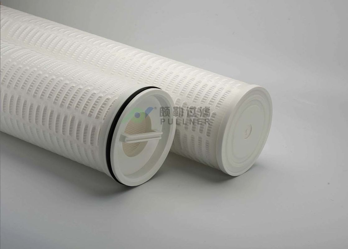 5micron High Flow Water Filter , Large Flow Cartridge Filter for SWRO Desalination Plant