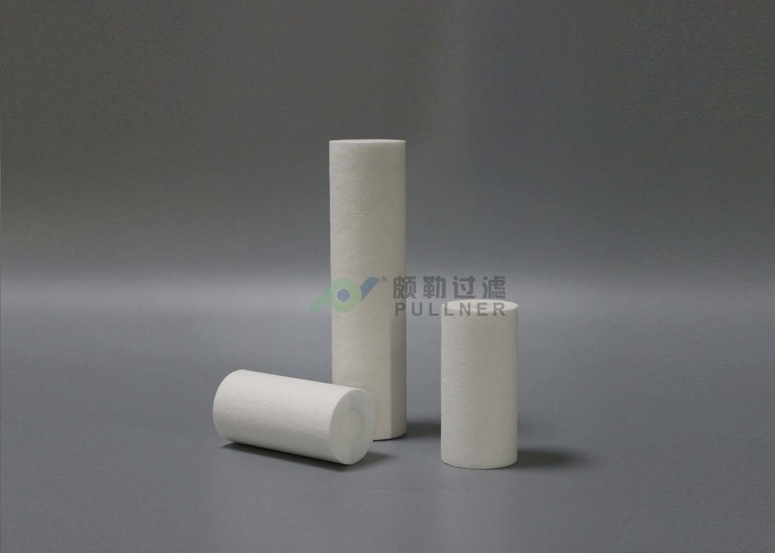 "PP Spun Melt Blown Filter Cartridge RO Pre - Filters 5 Micron 10"" 20"" 30"" 40"""