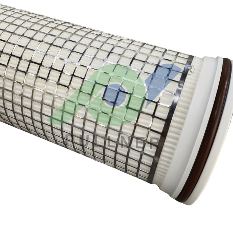 "ISO45001 20"" 150mm Fiberglass Reinforced Polypropylene Filter Cartridge"