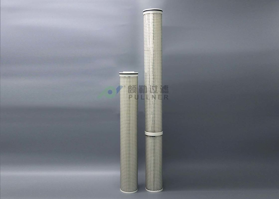 "152mm 110m3/H 40"" High Temperature Water Filter Condensate Treatment"